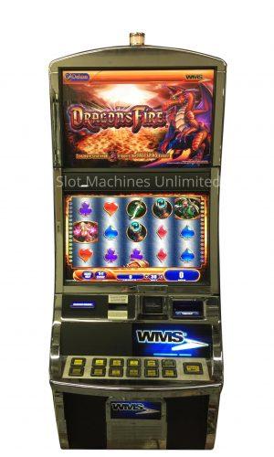 Dragon's Fire slot machine