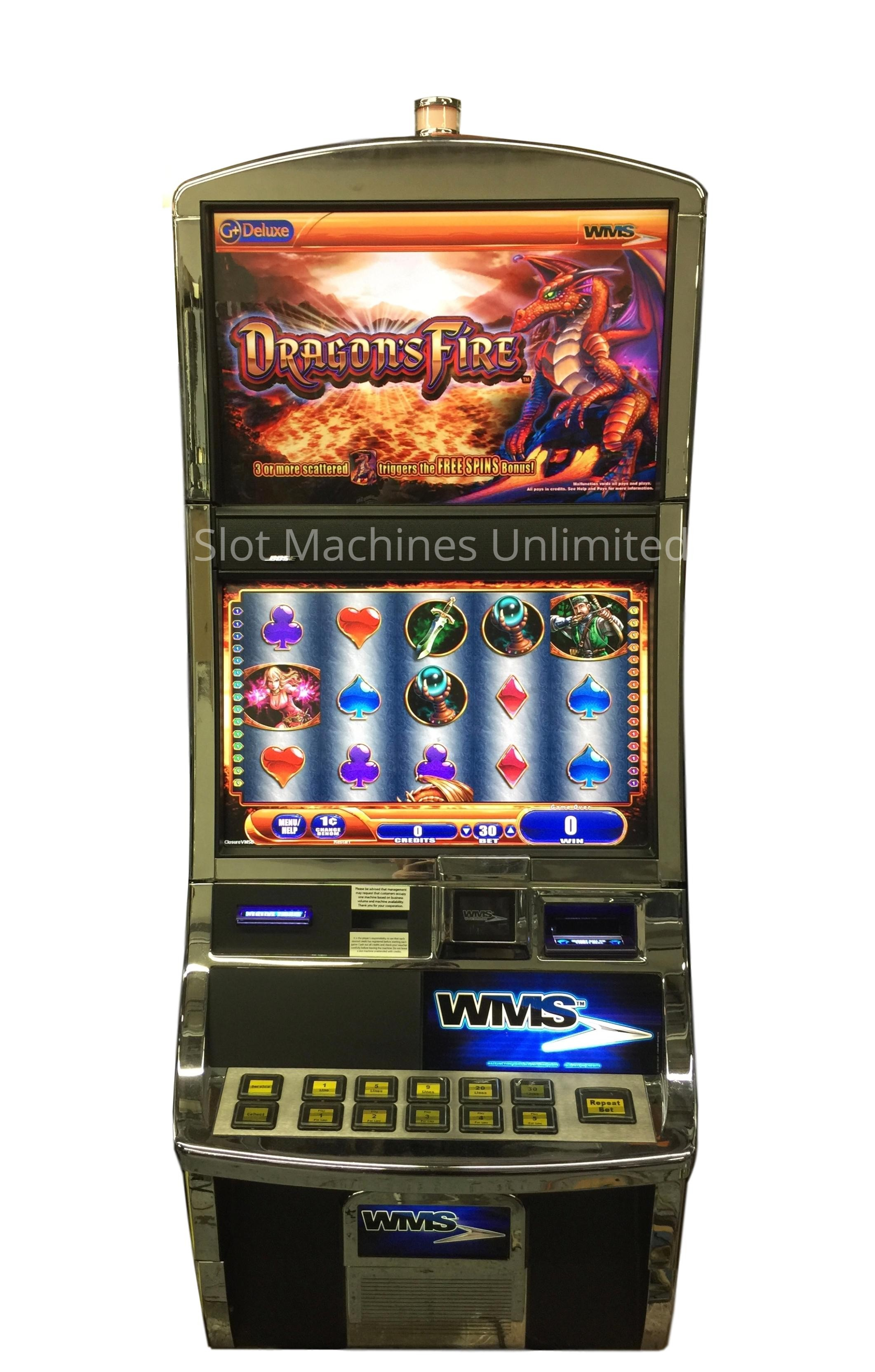 Dragons Fire Slot Machine