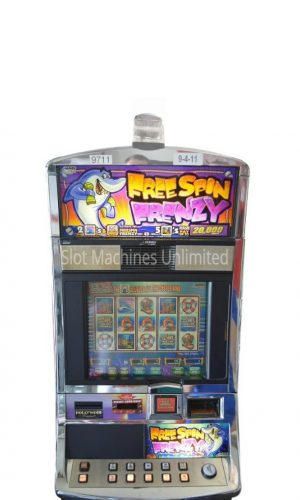 Free Spin Frenzy