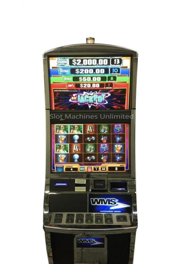 Dr. Jackpot slot machine