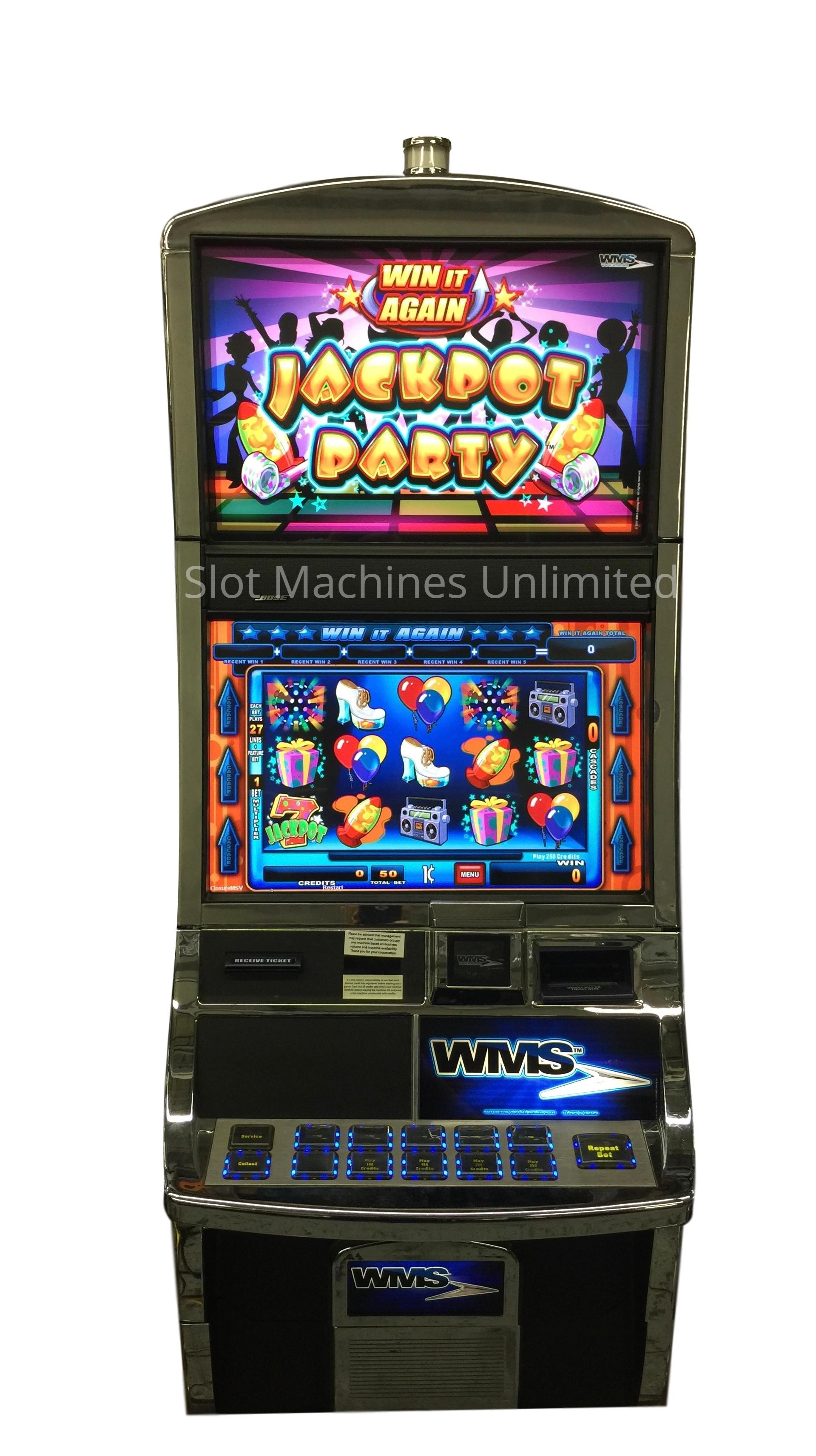 Party Time Slot Machines