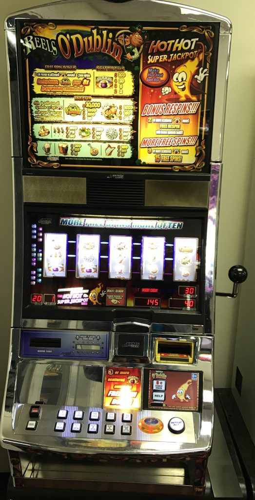 Reels Of Dublin Slot Machines Unlimited