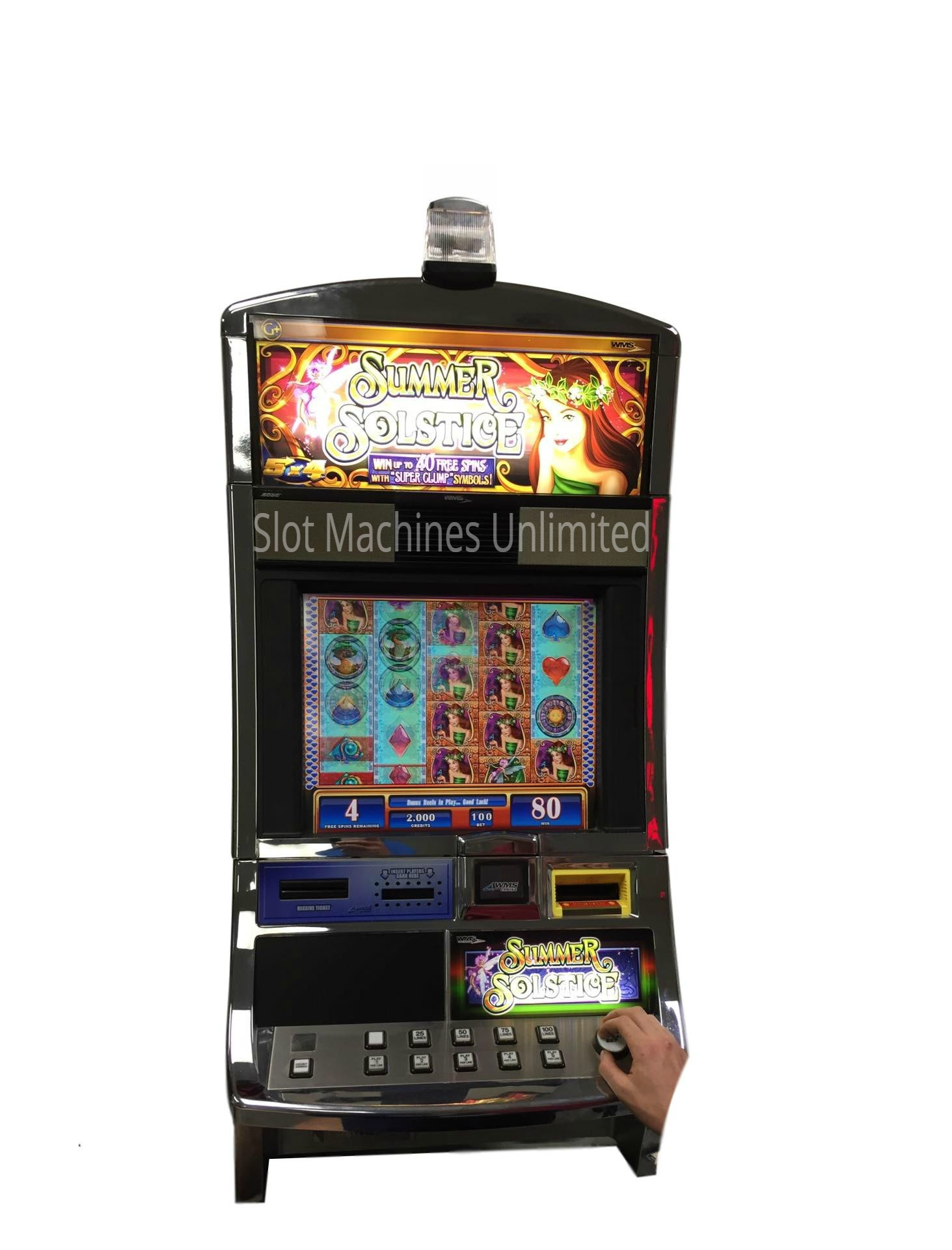 Summer Solstice Slot Machine