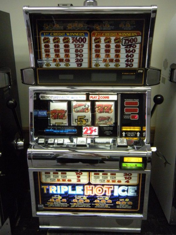 Sequenza tasti slot machine