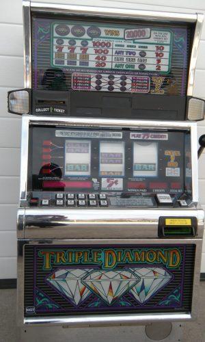 Triple Diamond Multi Line