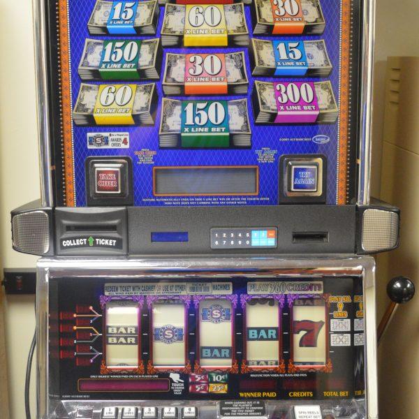 5 reel slot machine paylines