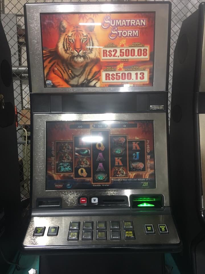 Igt G20 Slot Machines Unlimited