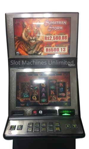 IGT G20 slot machine