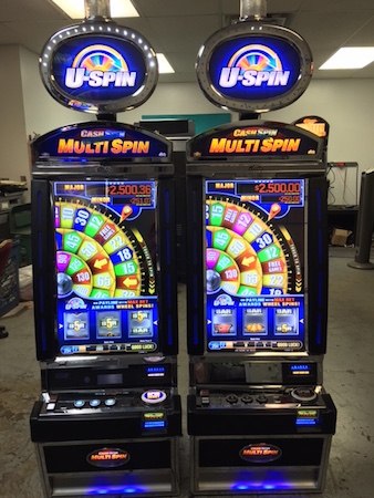 Buy slot machines for Argentina