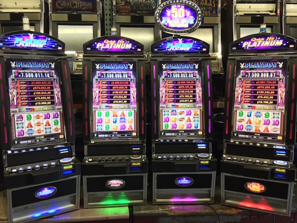 Slot machines unlimited englewood