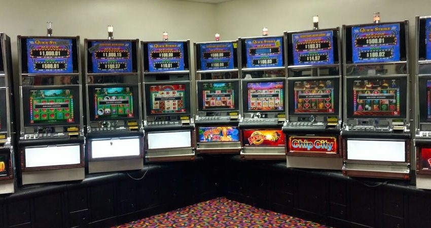 Buy slot machines for Paraguay