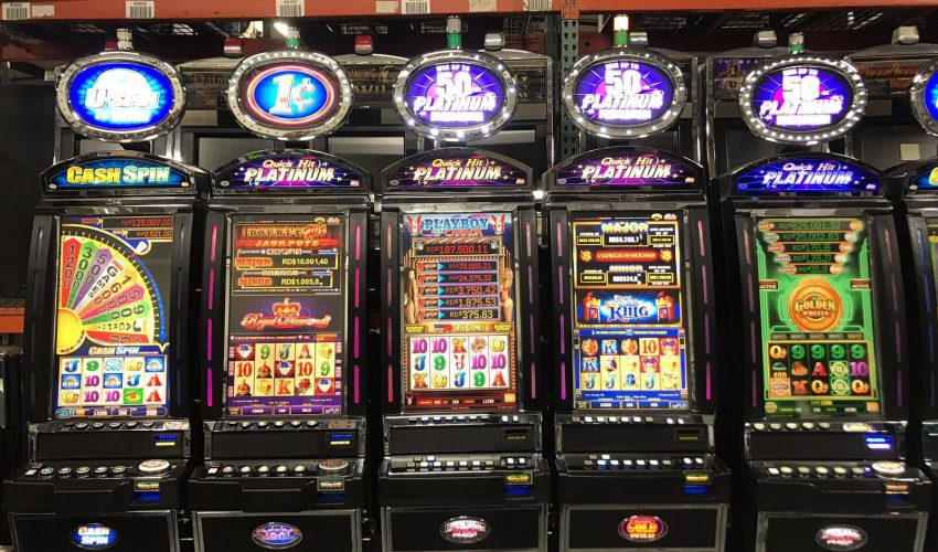 Come si scrive slot machine