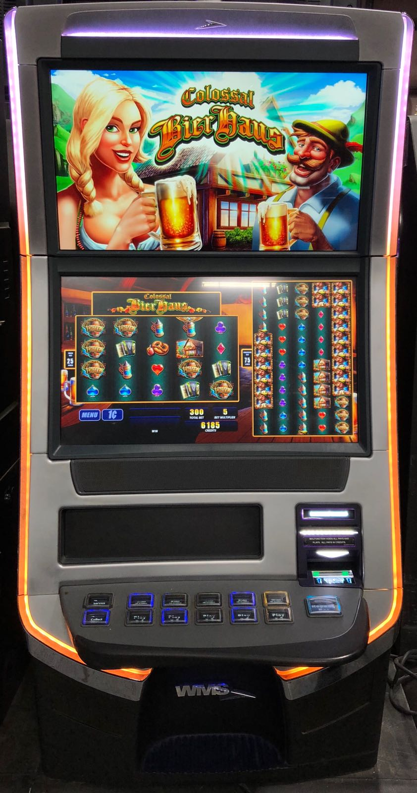 Blade - Slot Machines Unlimited