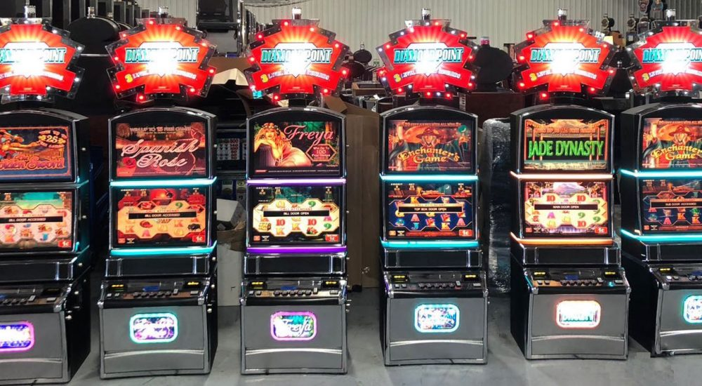 slot machine gambling age