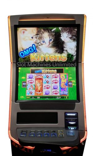 OMG! Kittens slot machines