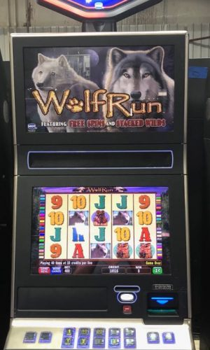 IGT G23 slot machine