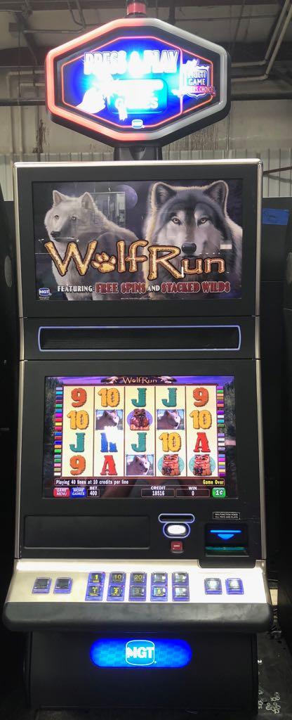 IGT G23 slot machine