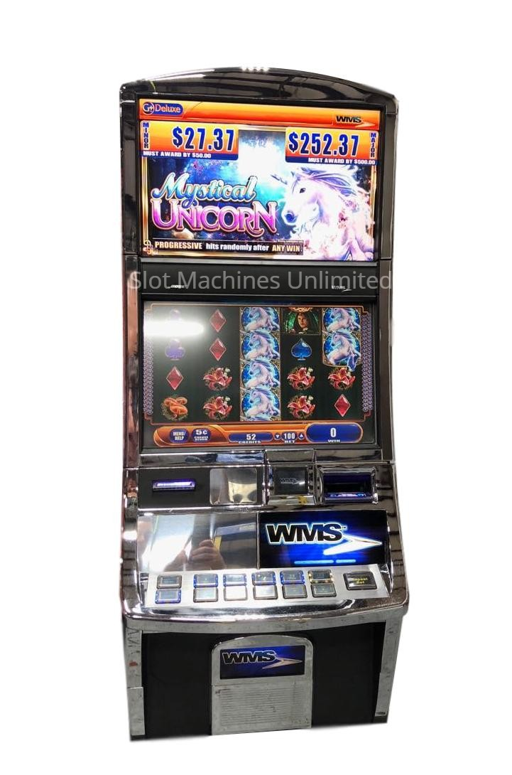 green and greedy Slot Machine