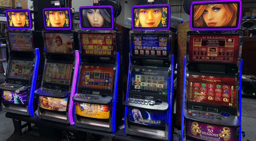 Real Slot Machine For Sale Okc