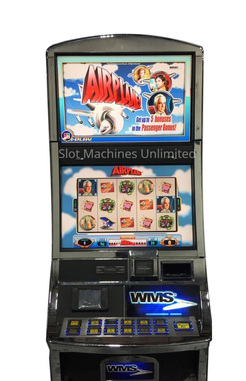 Airplane Slot Machine Online