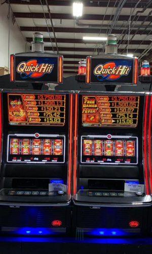 Bally Curve slot machine
