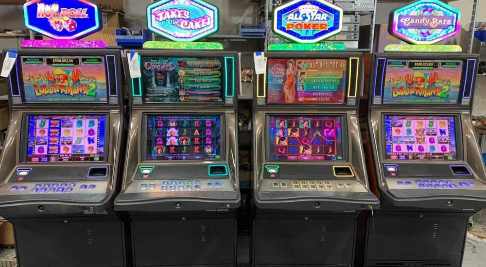 Universal Slot Machine For Sale