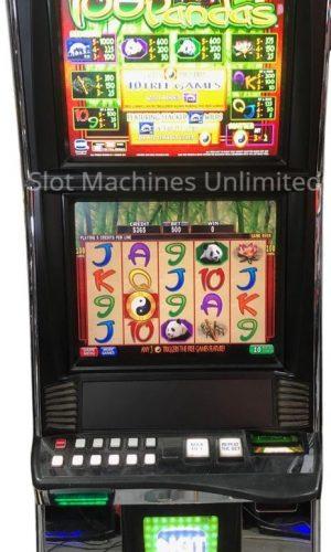 100 Pandas slot machine