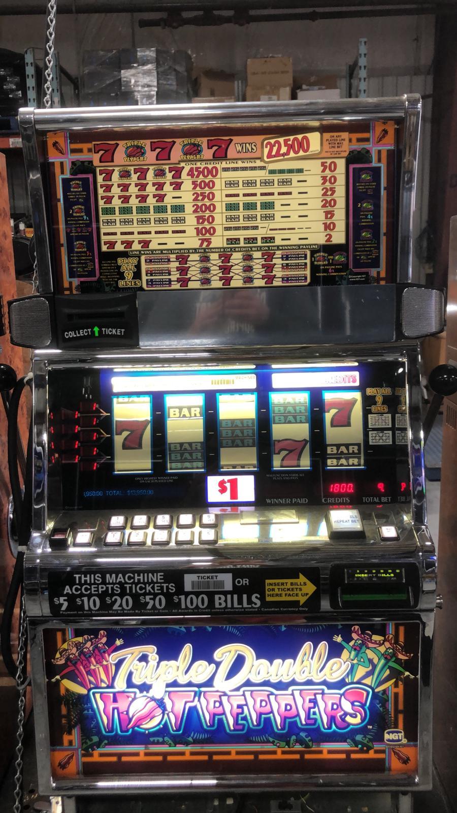 Pepper Slot Machines