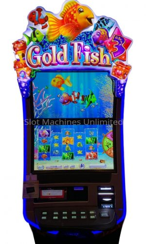 Gold Fish 3 slot machine