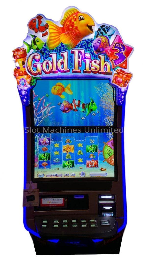 Gold Fish 3 slot machine