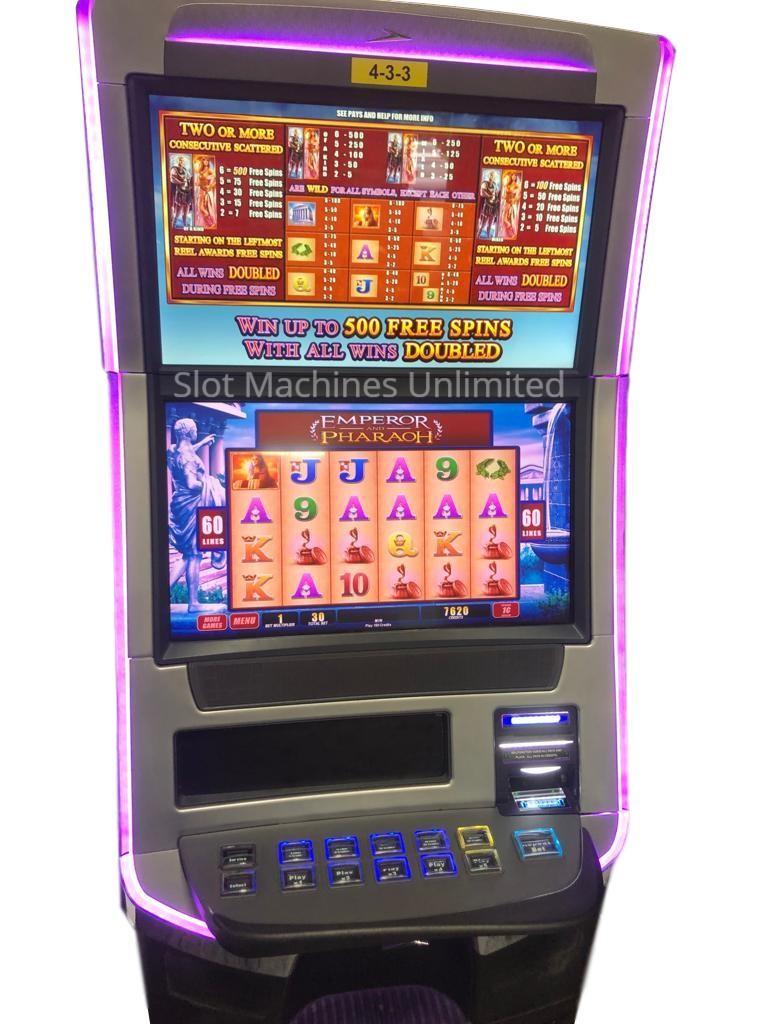 Wms Slot Machines For Sale