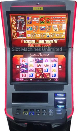 Lantern Festival slot machine