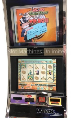Monopoly slot machine