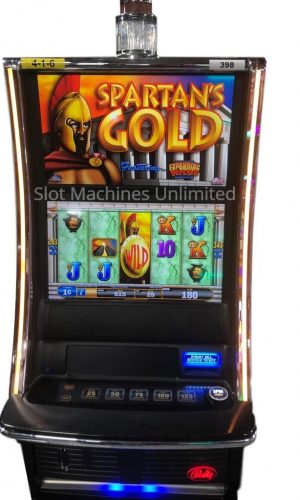 Spartans Gold slot machine