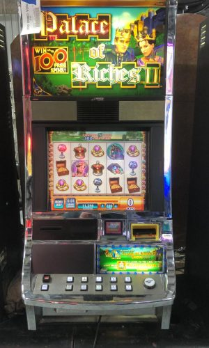 Palace of Riches 2 slot machine