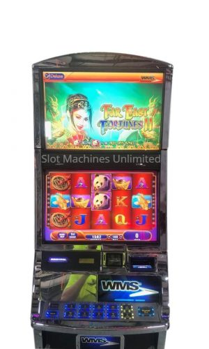 Williams Slot Machines Unlimited