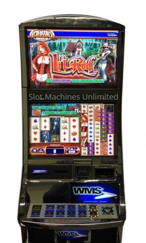 Lil Red slot machine