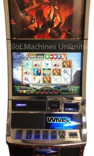 Lord of the Rings Two Towers slot machine