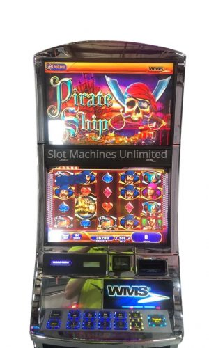 Pirate Ship slot machine