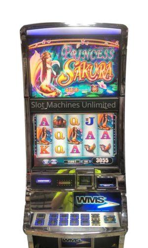 Princess Sakura slot machine