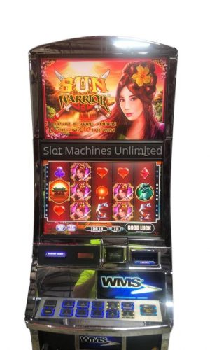 Sun Warrior slot machine