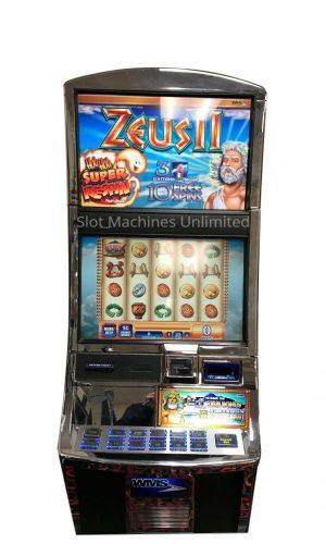 Zeus 2 slot machine