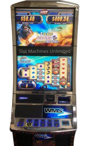 Zeus 3 slot machine