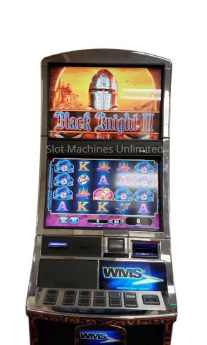 Black Knight 2 slot machine