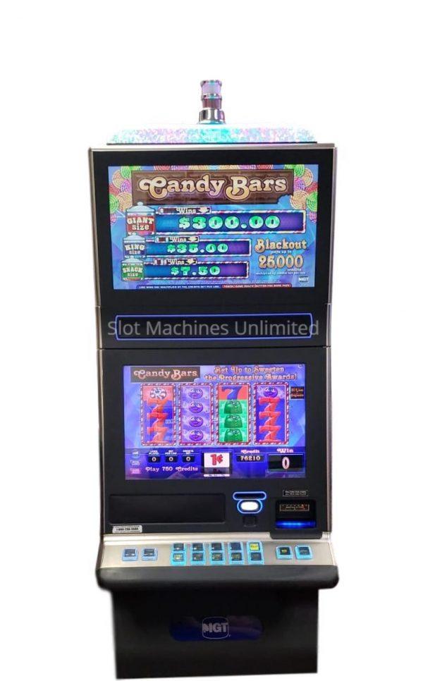 Candy Bar slot machine