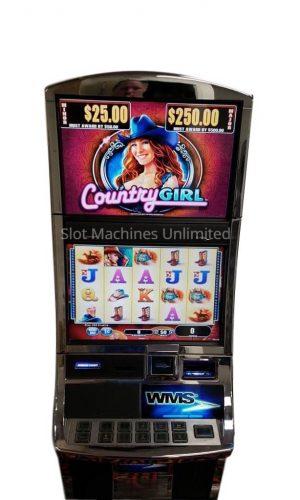 Country Girl slot machine