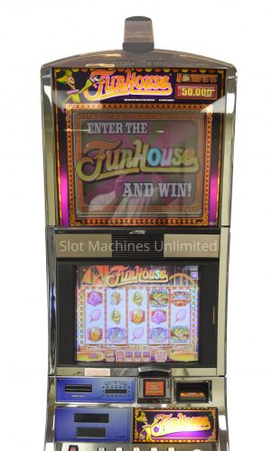 Funhouse slot machine