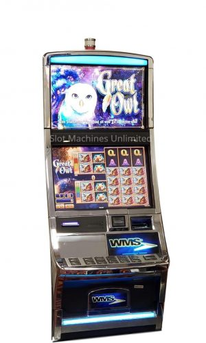 Great Owl slot machine
