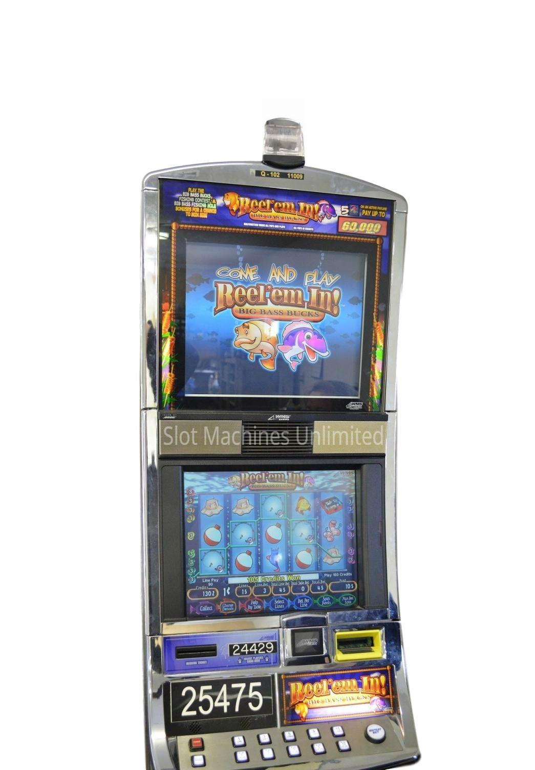 Reel Em In Slot Machine