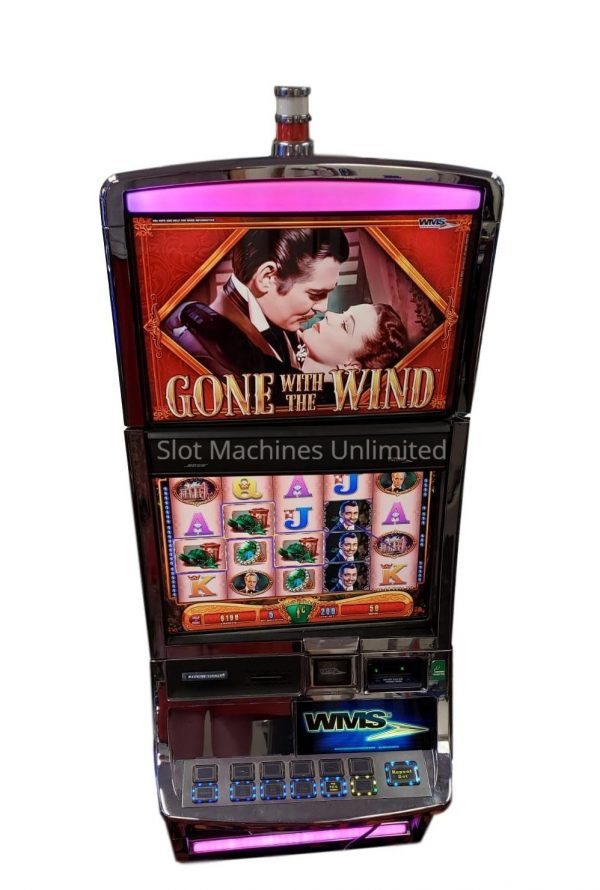 Gone with the Wind slot machine